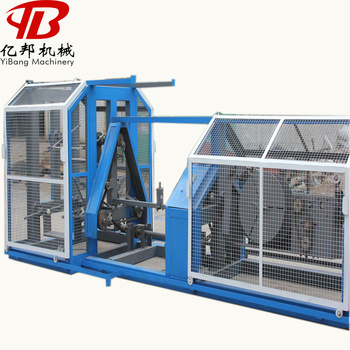 Plastic m type plastic rope making machine from china made in China