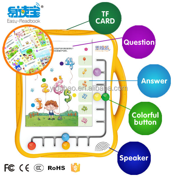 electronic puzzle educational toys for kids