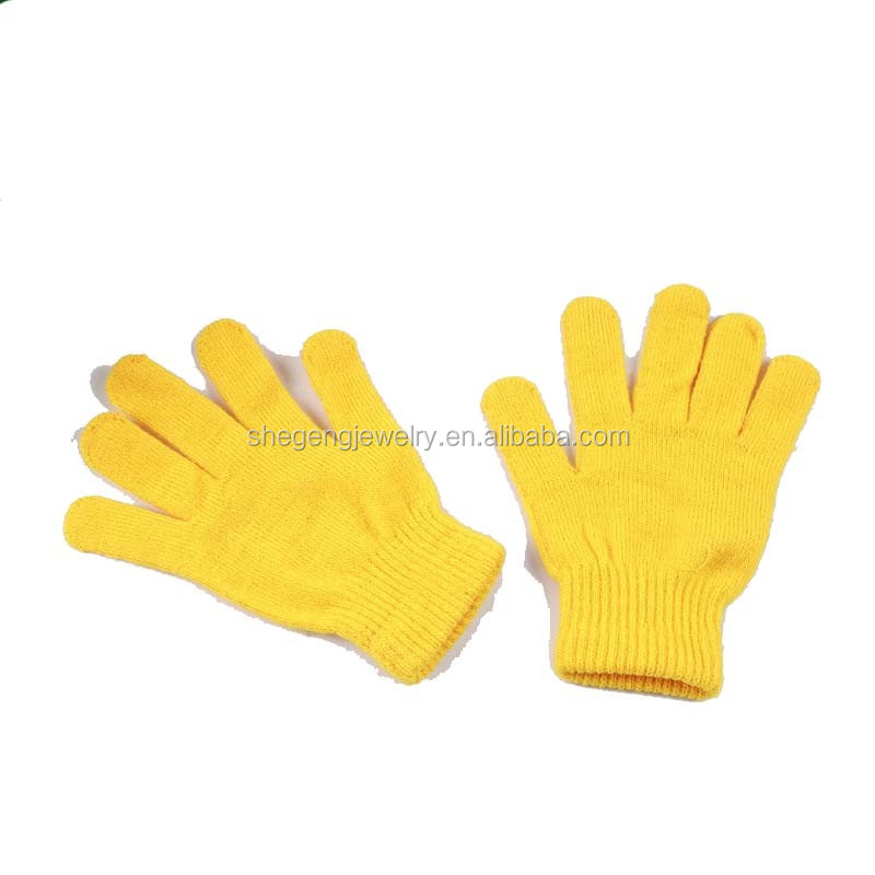 Fashion Solid Colors One Size Women's Unisex GLOVES
