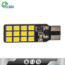 New arrival light quality lights t10 high power auto led bulb