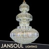 China lighting factory directly antique chandelier top crystal, vintage crystal chandelier
