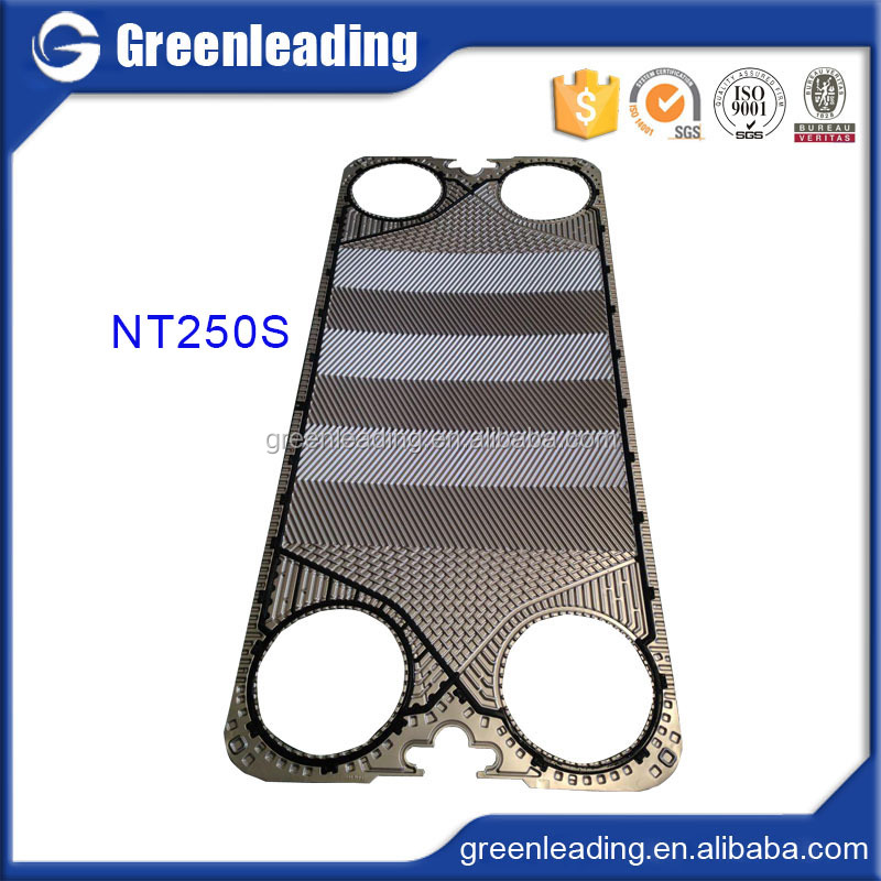 GEA NT100, NT150,NT250,NT500 Plate heat exchanger gasket and plates