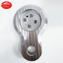 Custom cnc machining 6601 aluminum parts service