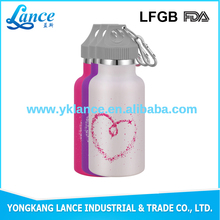 factory price wholesale 650ml classical sports water bottle carrier