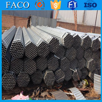 Tianjin electrical metallic tubing union acople underground conduit galvanized pipe