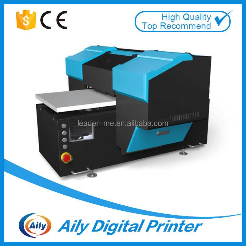 uv flatbed printer small printing size for cell phone