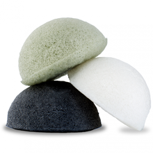 Japan Konjac Sponge Organic 100% Natural Konjac Bath Sponge With Oem Box Package