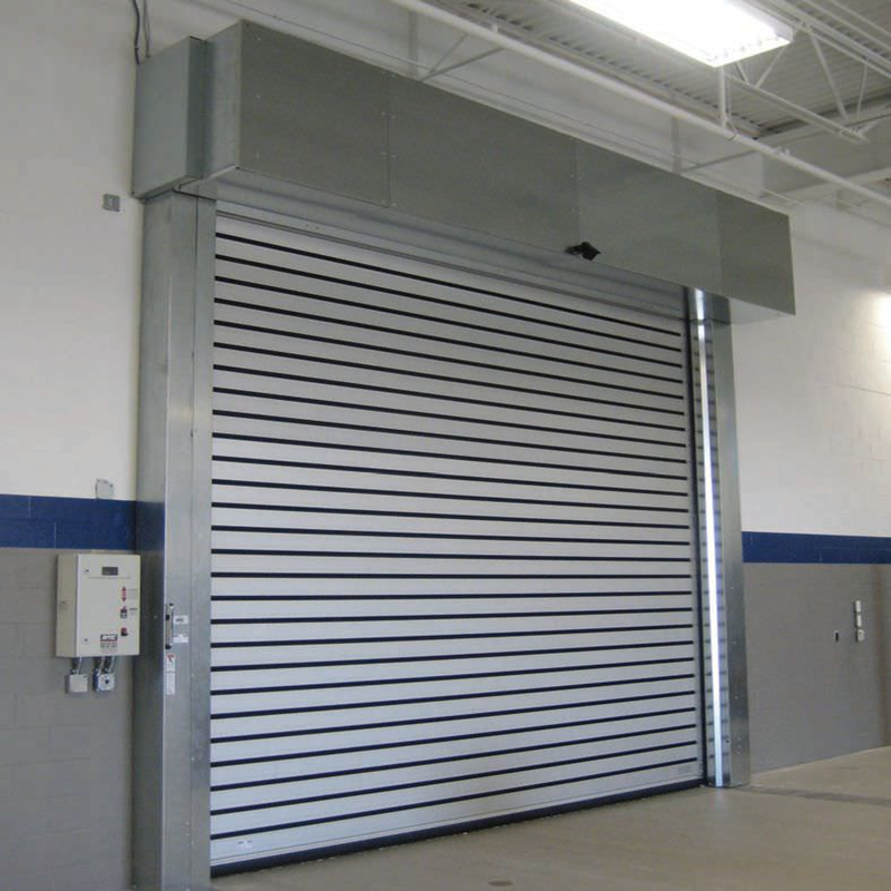 Professional Custom Metal Roll Up Door