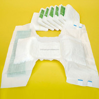 Disposable disable people used adult diapers / hospital use diapers/adult diaper for old people