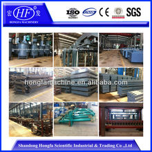 Light weight Autoclaved Aerated Concrete sand block machinery / AAC sand block production line / AAC flyash foam brick plant