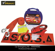 22 Piece Car Emergency Tools Kit, Customer Customized Accepted
