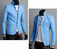 S12345A slim fit suits for handsome men western-style suit for men