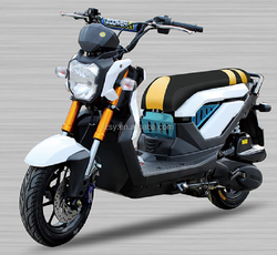 China hot sale two wheel motorcycle gasoline scooter with high quality and low price SY125T-13