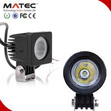 "Wholesales Factory Price 10w 4"" Led Work Light For Motocycles"