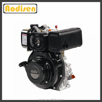 long run time high quality air cooled 8.5hp diesel engine