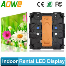 Rental advertising screen programmable led message display panel board
