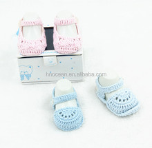 100% Pure Organic Cotton hand made Baby Shoe Socks