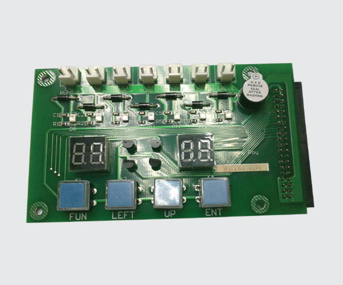 Infiniti purging board for PCB/printer parts/dedicated parts