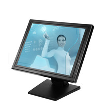 15 inch lcd pos all in one touch screen monitor with high quality