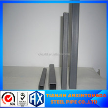 wholesale gi square tube construction material for greenhouse square steel tube gate