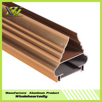 Made in china like colors aluminium profiles to make door
