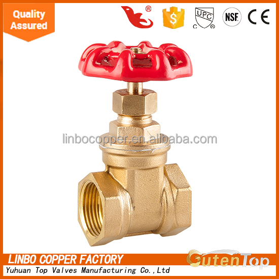 12 Inch brass Water Gate Valve