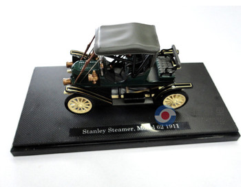 1/43 scale Stanley Steamer 1911, rare diecast scale model car,mini classic car model toy,classic collection car model factory