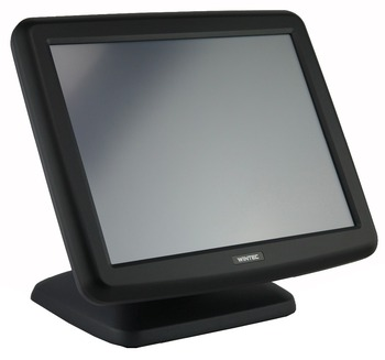 15'' touch Windows Point of sale, 5-wire resistive, with 9.7'' / 15'' 2nd display