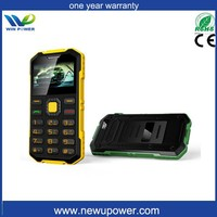 Cheap Single SIM Rugged Card Size mini cell phone the smallest mobile phone in the world