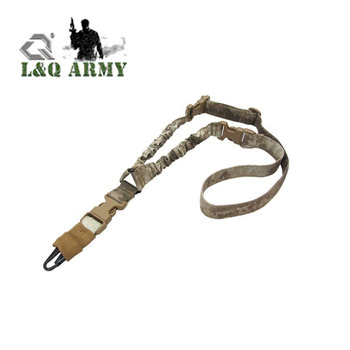 Tactical Dual Bungee Single Point Sling