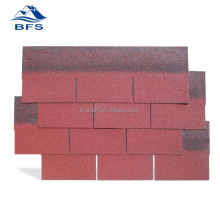 Hot selling 12 Colors 20 years shingles roofing prices in kerala, red roofing shingles, price of roofing sheet in kerala