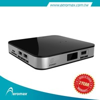 Made in Taiwan HD 1080p Quad Core Android TV Box