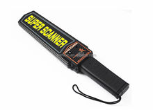 Personal security Hand Held Metal Detector JKDM-3003B2 Portable Gun / Knife Detecting Device