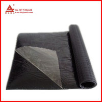 fiberglass reinforced self-adheisve asphalt roofing felt for wooden roof