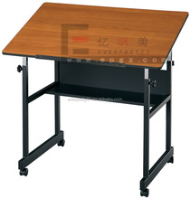 Metal l Frame Student Drawing Table Engineering Drawing Table