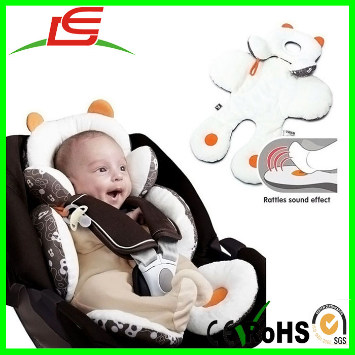 New Hot Total Head and Body Support Baby Infant Pram Stroller Car Seat Cushion