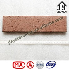 Cheap price brick looking clay wall tiles
