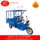 Motorized Type 1000W Powerful Solar Electric Tricycle For Cargo Delivery In Bangladesh