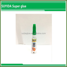 Suyida waterproof glue for rubber super glue bulk 502 super glue