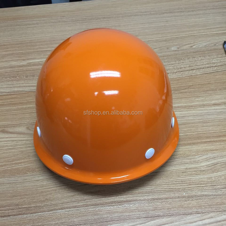 The cheapest Safety helmet with chin strap ABS safety helmet