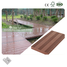 China building materials cedar wpc composite decking