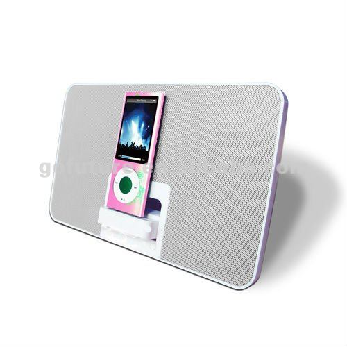 for iphone/ipod docking station with speaker