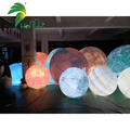 Led Light Inflatable Planet Ball for Christmas