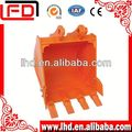 Earthmoving machinery parts excavator parts with the material of Q345B