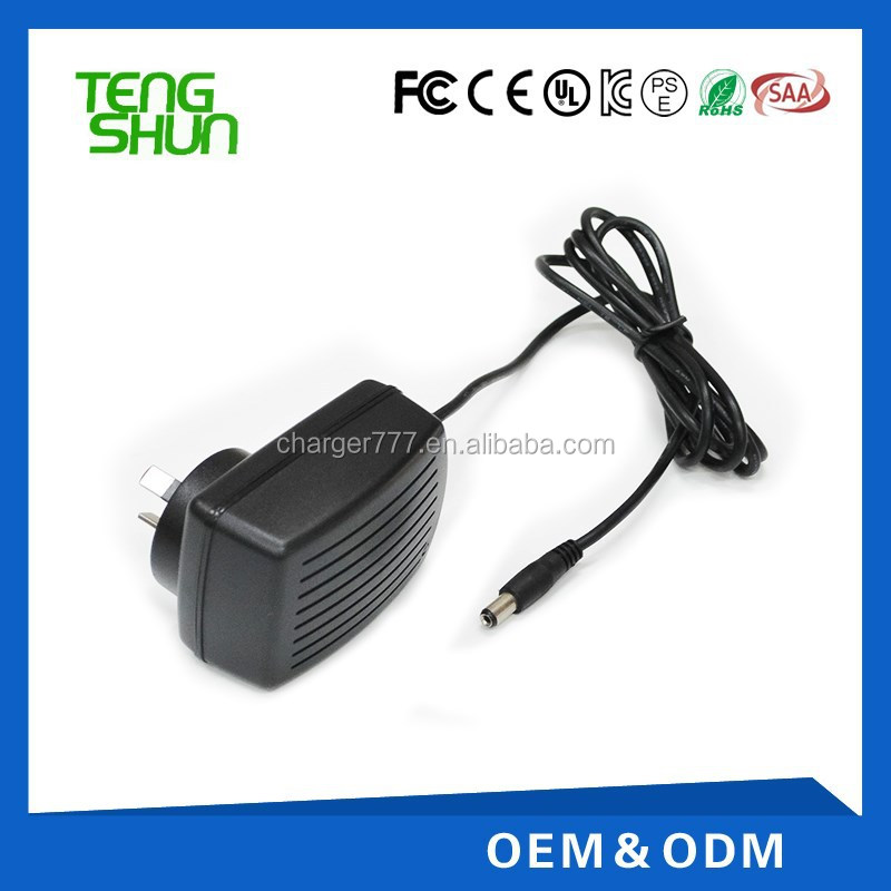 TengShun portable 6v2a lead acid battery charger for electric toy car