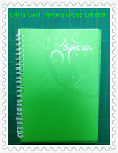 A4 hardcover exercise book stationary