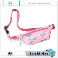 Best selling custom printing kids waist bag fanny pack