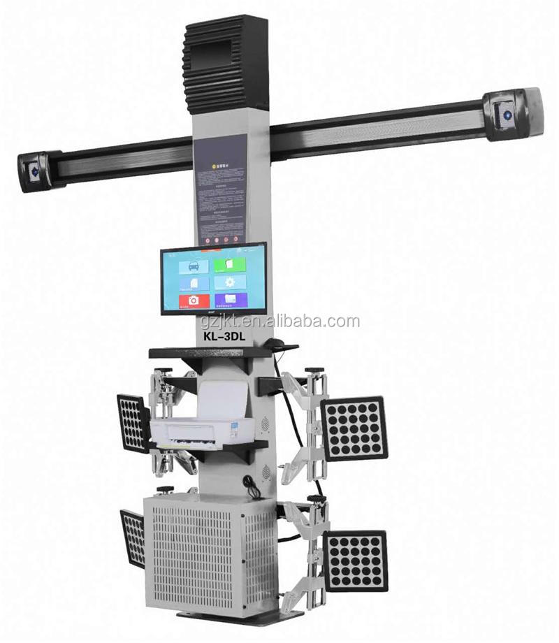 Hot sell factory price wheel aligner high quality wheel alignment machine