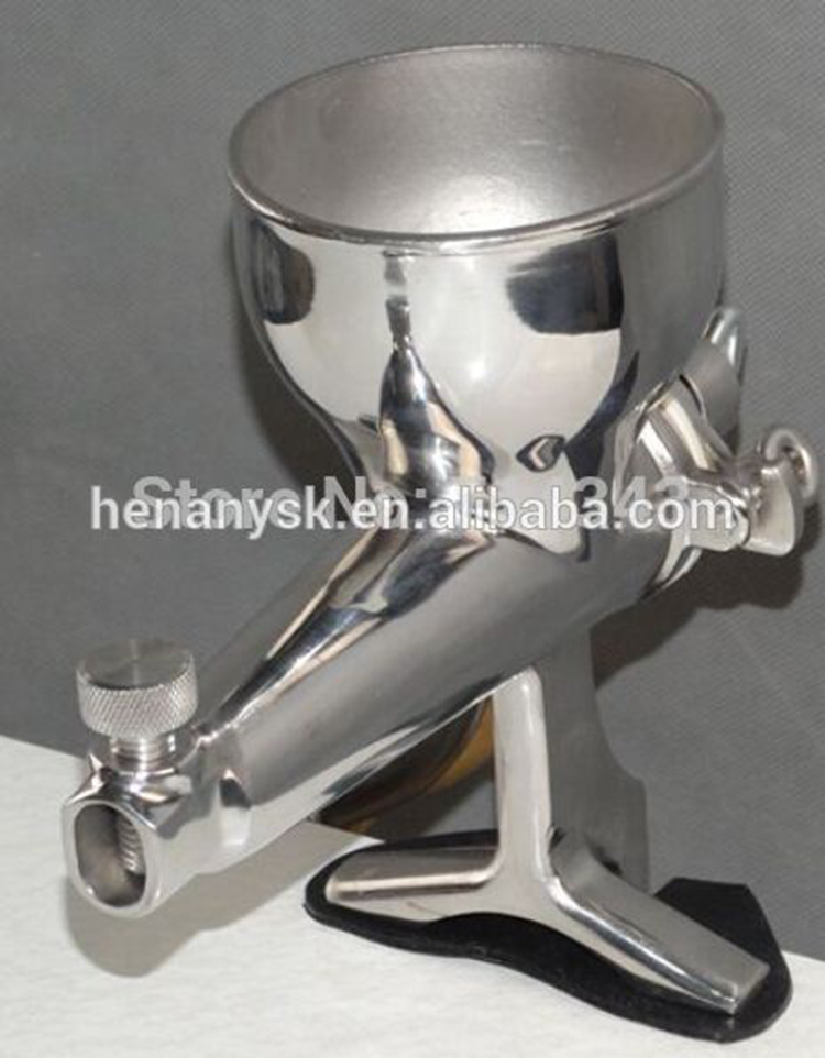 304 # stainless steel manual wheat grass juicer/Fruit and vegetable juice extractor/Home baby juice machine