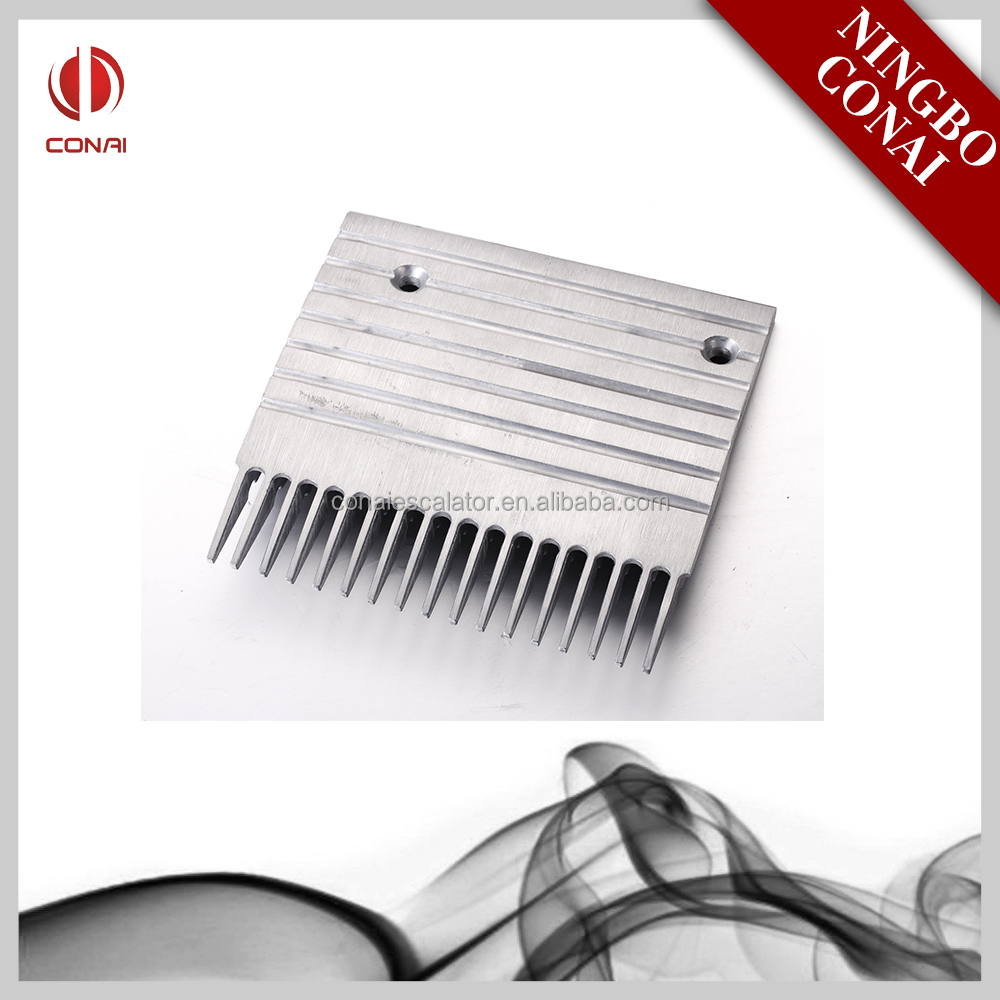 CNACP-091 17T Escalator Comb Plate For Escalator parts
